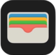 Apple Wallet iOS 9 icon