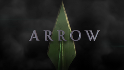 Arrow season 4 title card