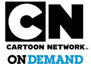 CARTOON NETWORK ON DEMAND 2012