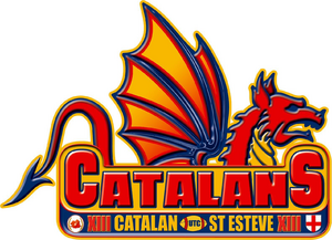 Catalans Dragons old