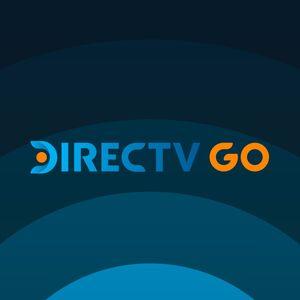 DirecTV GO on-screen logo