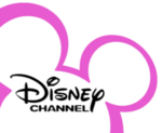 Disney Channel 2002 (Pink)