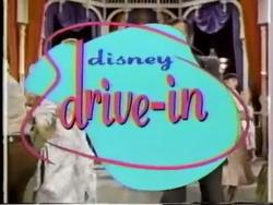 Disney Drive In