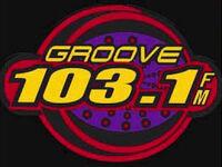 Groove1031 Logo 1997