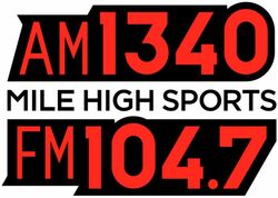 KDCO Mile High Sports AM 1340 FM 104.7