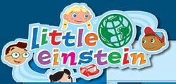Little einstines pilot logo (2004)