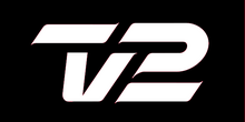 TV2 Denmark logo 2002