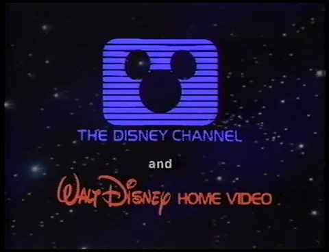 The Disney Channel-Walt Disney Home Video