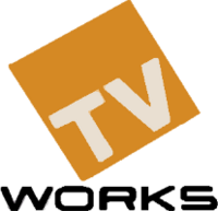 Tv works logo clear