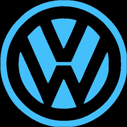 Volkswagen Logo 1989 1995