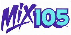WMXN Mix 105 1990
