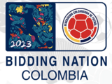 Colombia 2023 FIFA Women's World Cup Bid