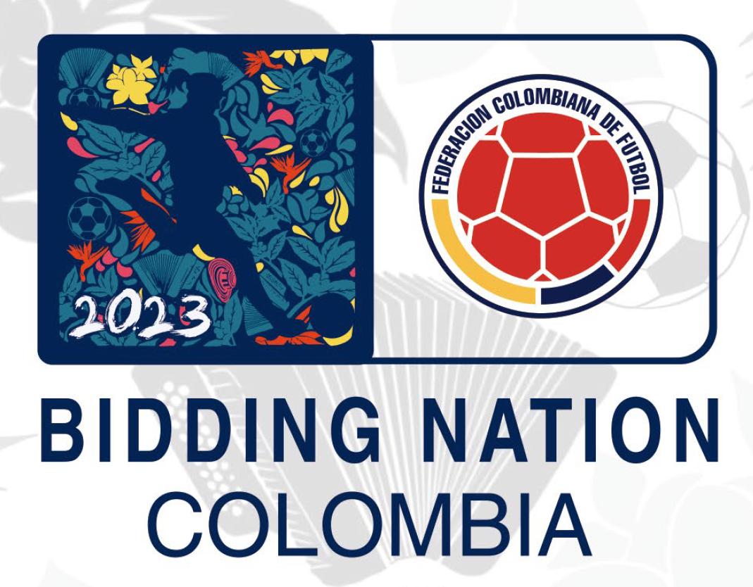Colombia 2023 FIFA Women's World Cup Bid | Logopedia | Fandom