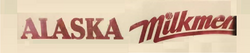 Alaska Milkmen logo 1986
