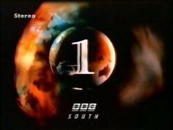 BBC 1 1991 South