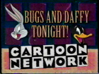 CN Bugs & Daffy promo B 1992