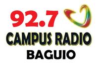 Campus Radio 92.7 Baguio Logo 2002