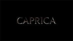 Caprica title card