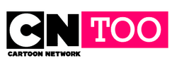 Cartoon Network TOO new logo