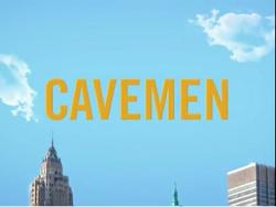 Cavemen pilot