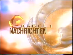 Kabel 1 Nachrichten 1997-1