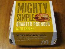 Mcdonalds quarter pounder 01