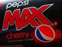 Pepsi max cherry logo 1