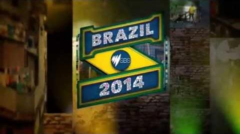 "SBS ONE ""Brazil 2014"" Ident (June 2014)"