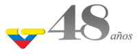 VTV logo 48 años