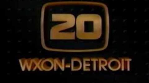 WXON Station ID - January 5, 1986