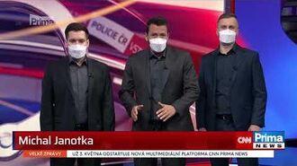 CNN Prima News Unveiling Teaser