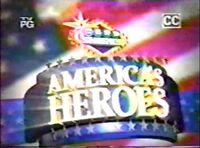 Card Sharks American Heroes