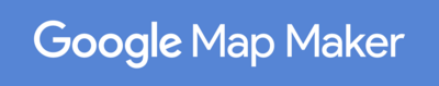 Google Map Maker white 2017