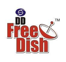 Logo of DD Free Dish