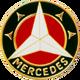 Mercedes benz logo 1916
