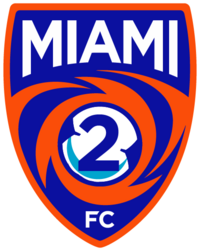 Miami FC 2 logo