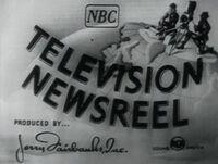 NBC Television Newsreel
