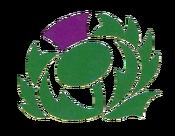 Scottish Rugby 1991 logo