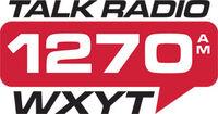 Talk 1270 WXYT logo