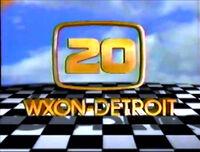 WXON Checkerboard