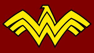 Wonder Woman symbol 2