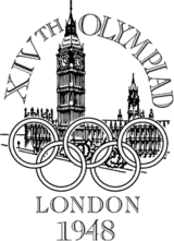 160px-Olympic logo 1948