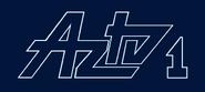 AzTV 1 (Азербайджан) (1999, темный фон)