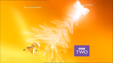 BBC Two Christmas 2001 ident