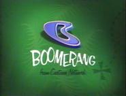 Boomerang Jonny Quest Variant 2000