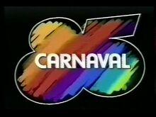 Carnaval85Globo