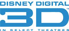 Disney Digital 3D logo