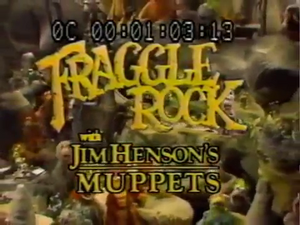 Fraggle Rock Beta logo