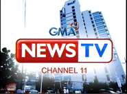 GMA News TV Channel 11 Sign On (2011-2015)