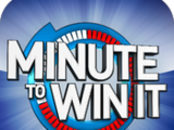 Minute to Win It (mobile game app)